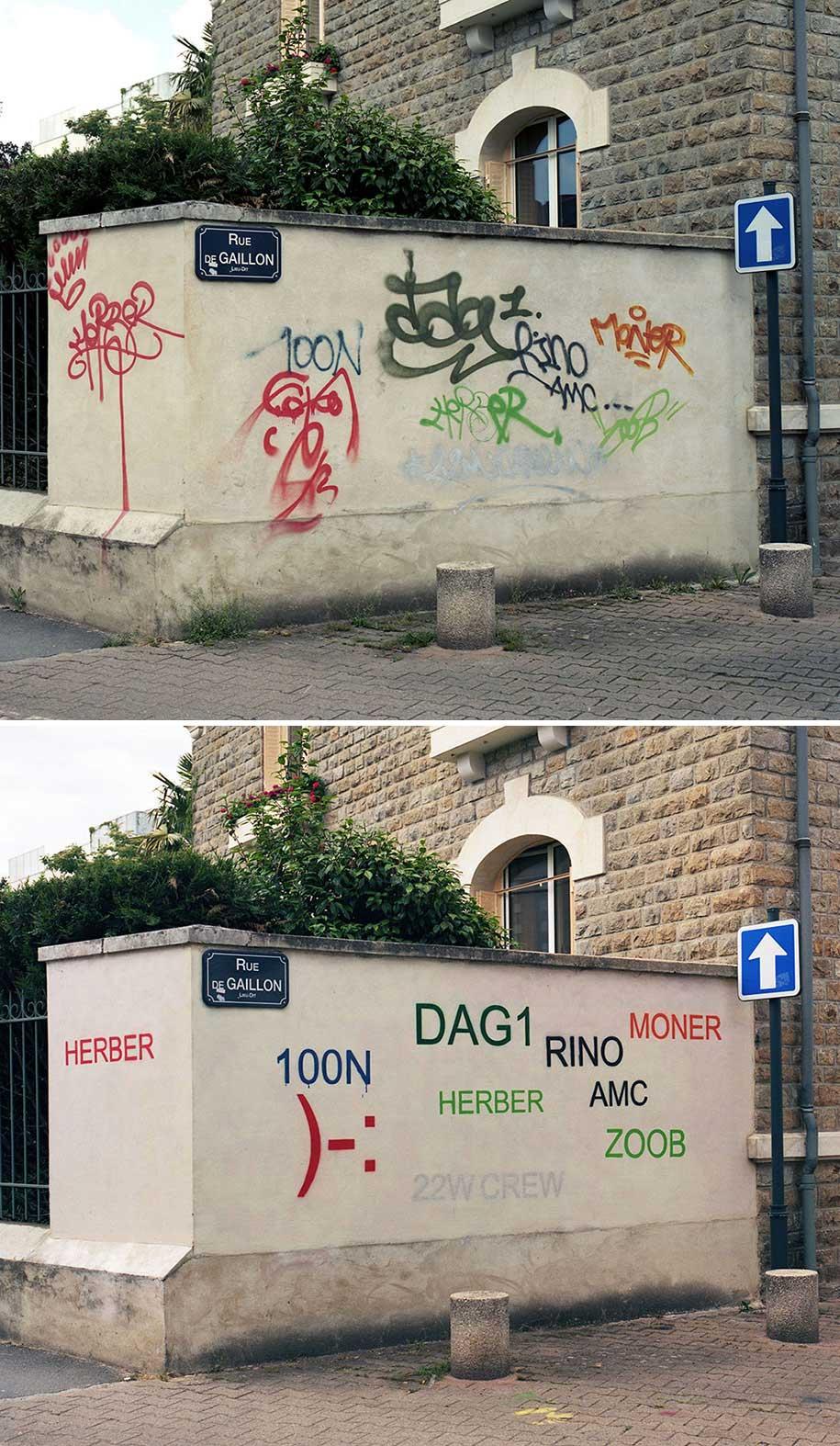 Mathieu Tremblin macht Graffiti-Tags leserlich Mathieu-Tremblin-tag-clouds-graffiti_02