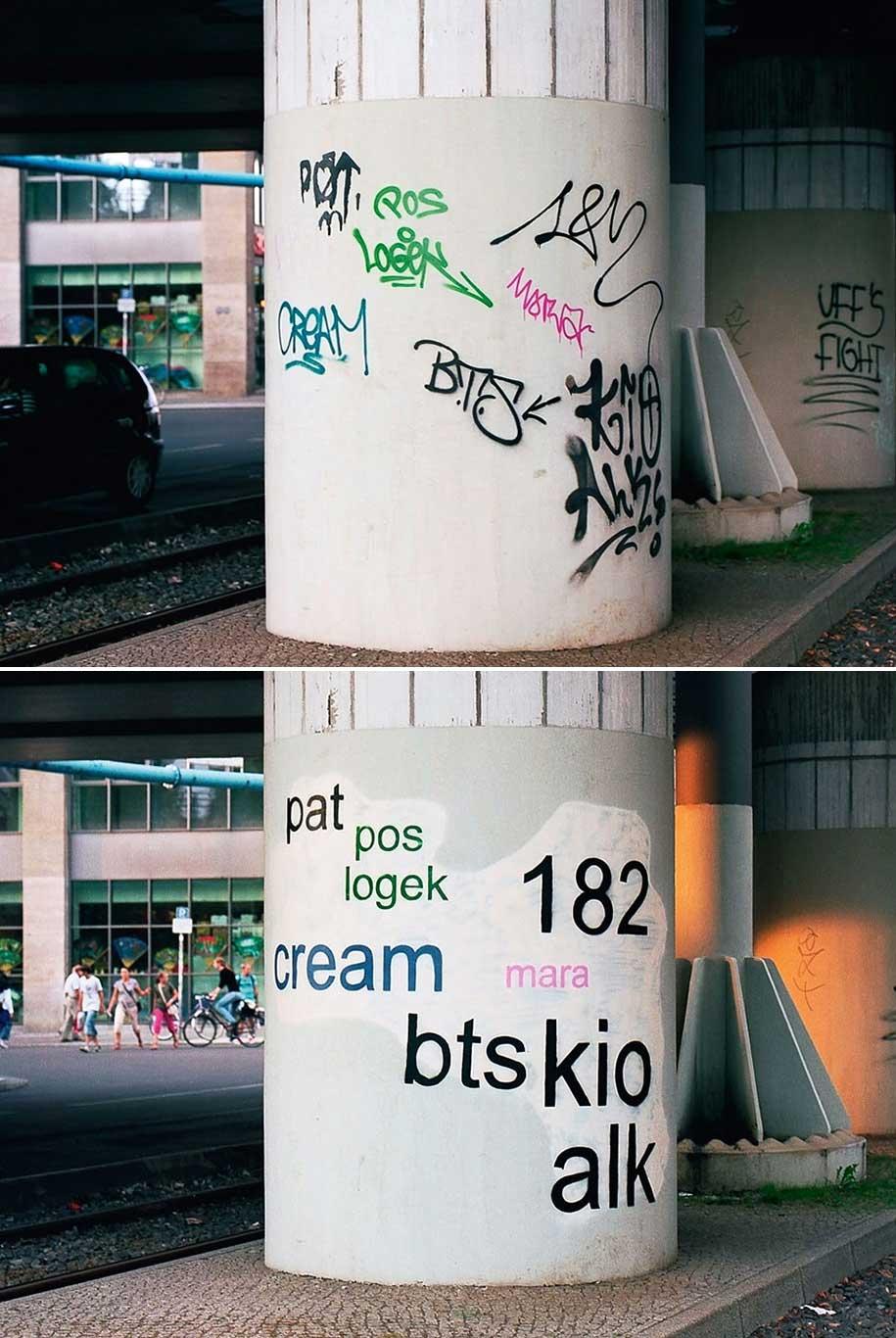 Mathieu Tremblin macht Graffiti-Tags leserlich Mathieu-Tremblin-tag-clouds-graffiti_04