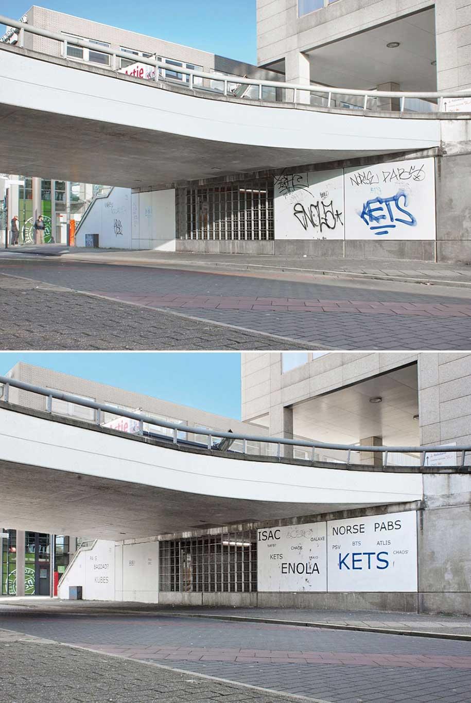 Mathieu Tremblin macht Graffiti-Tags leserlich Mathieu-Tremblin-tag-clouds-graffiti_07