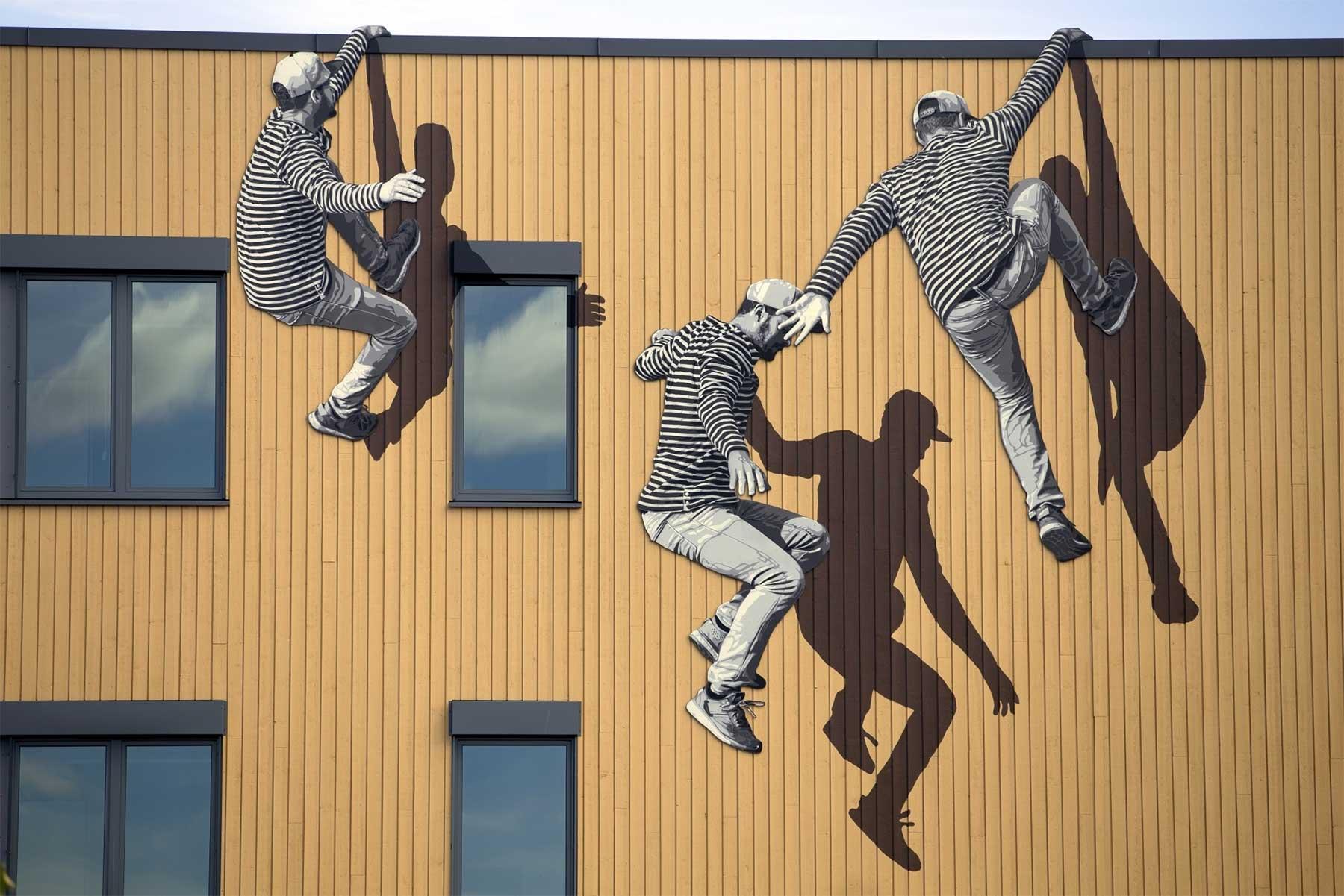 Street Art: STRØK