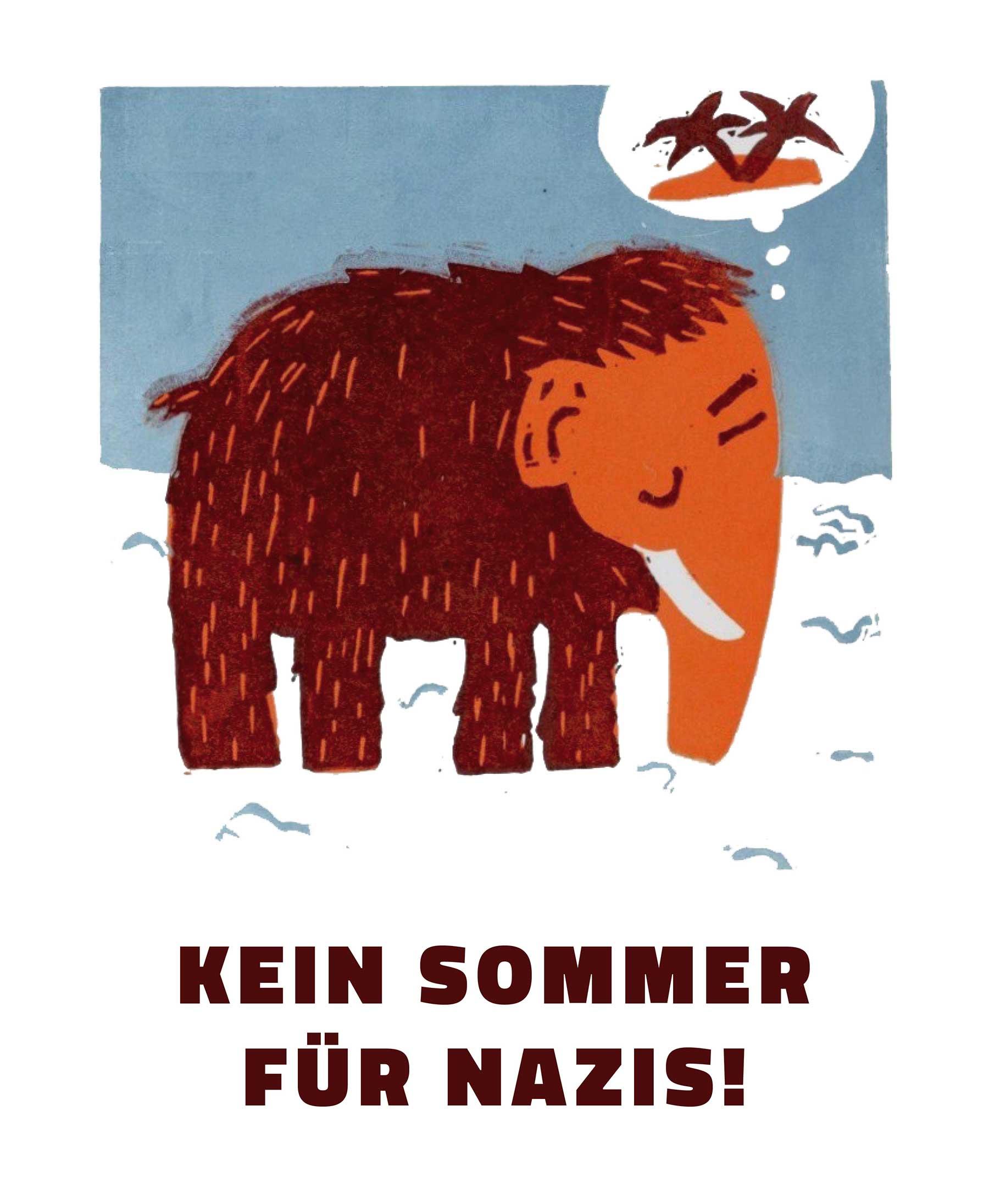 """""""Sticker gegen Rechts"""": Die Gewinner-Motive 2019 Sticker-gegen-Rechts-2019-gewinner_03"""