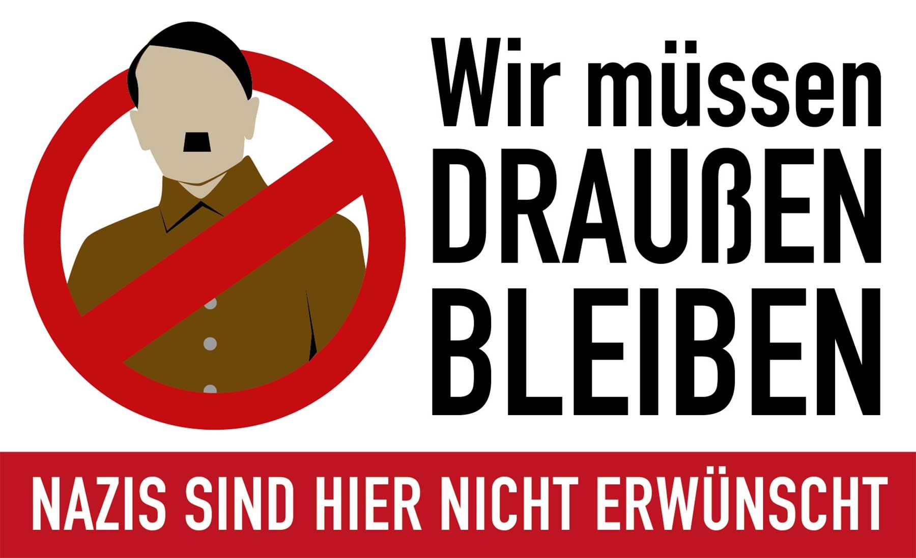 """""""Sticker gegen Rechts"""": Die Gewinner-Motive 2019 Sticker-gegen-Rechts-2019-gewinner_06"""