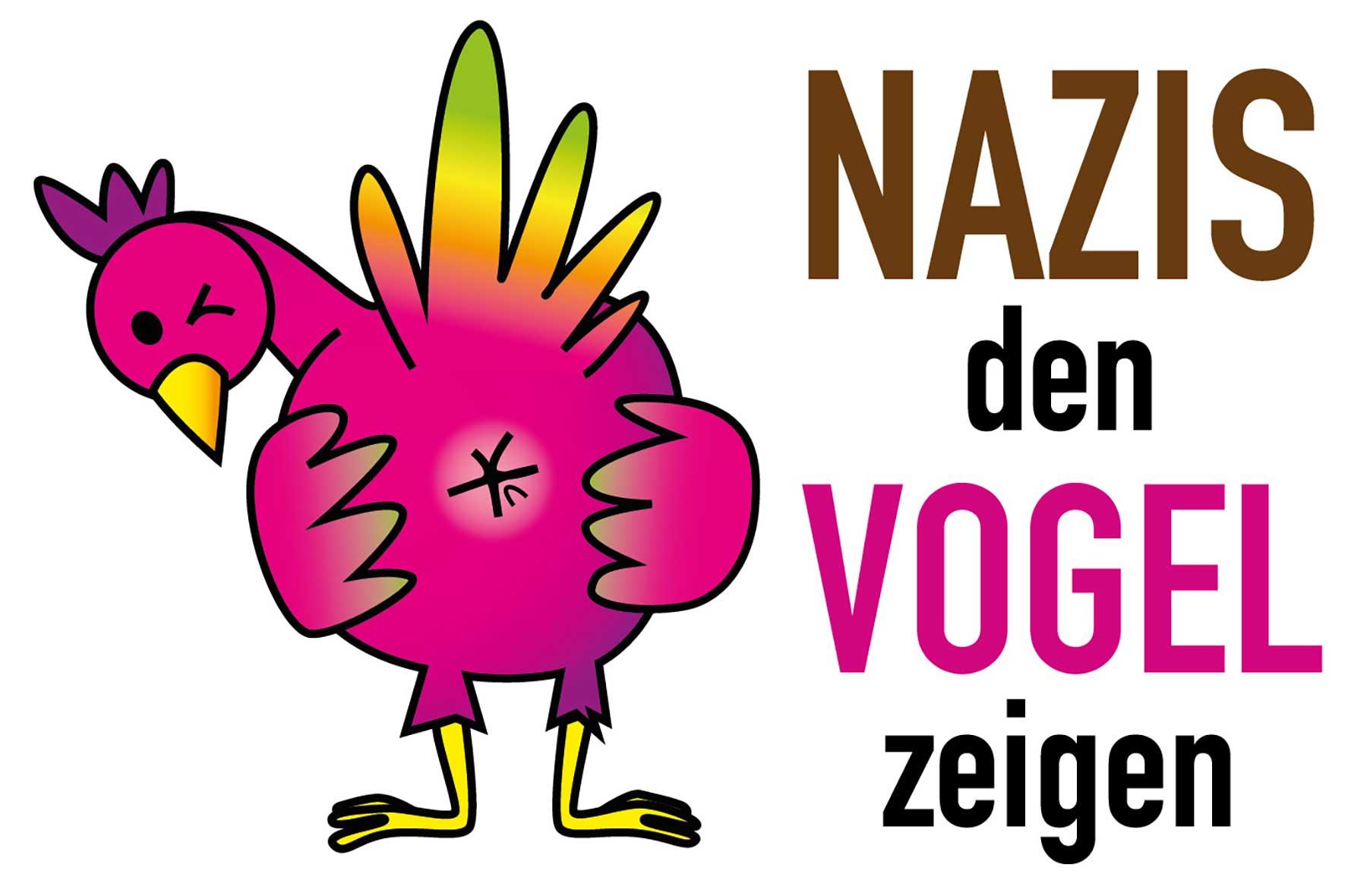 """""""Sticker gegen Rechts"""": Die Gewinner-Motive 2019 Sticker-gegen-Rechts-2019-gewinner_10"""