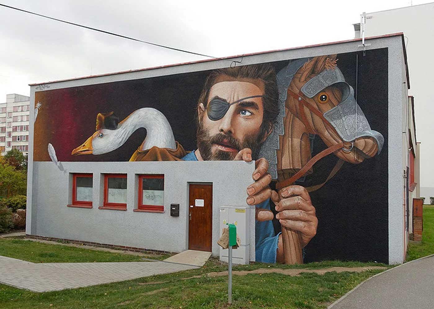 Street Art: Chemis Street-Art-Chemis_02