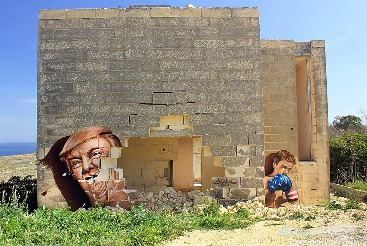 Street Art: Chemis Street-Art-Chemis_03
