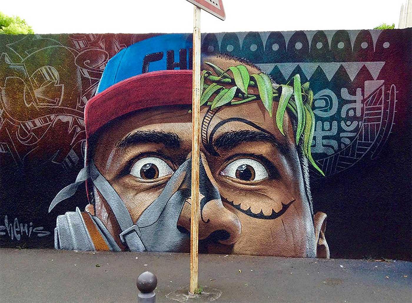 Street Art: Chemis Street-Art-Chemis_06