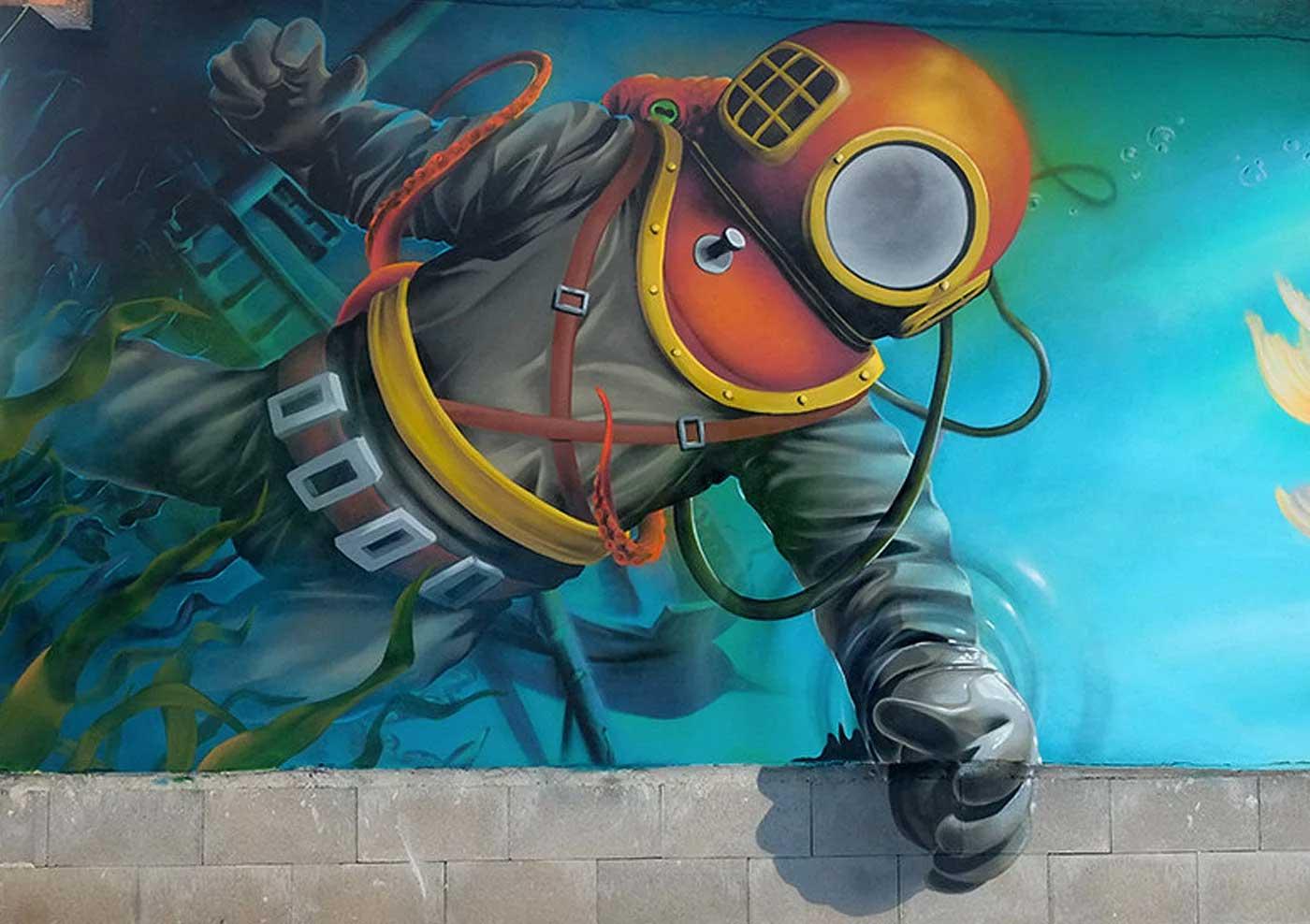 Street Art: Chemis Street-Art-Chemis_07