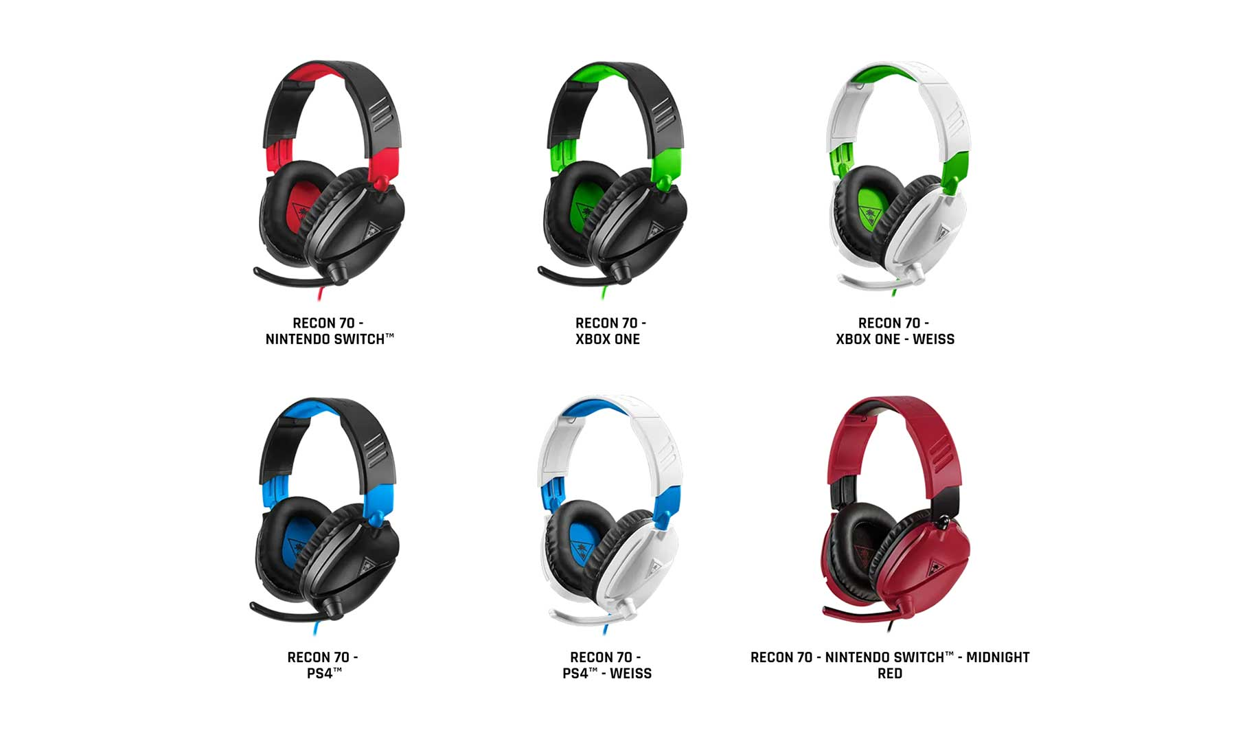 Ostergeschenk-Idee: Das neue Turtle Beach Recon 70 Gaming Headset Turtle-Beach-Recon-70-Gaming-Headset_02