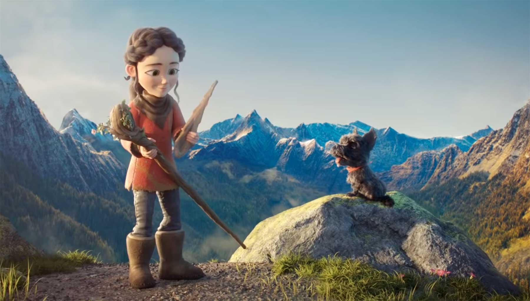 Dieser Kurzfilm knipst den Frühling an animated-short-spring
