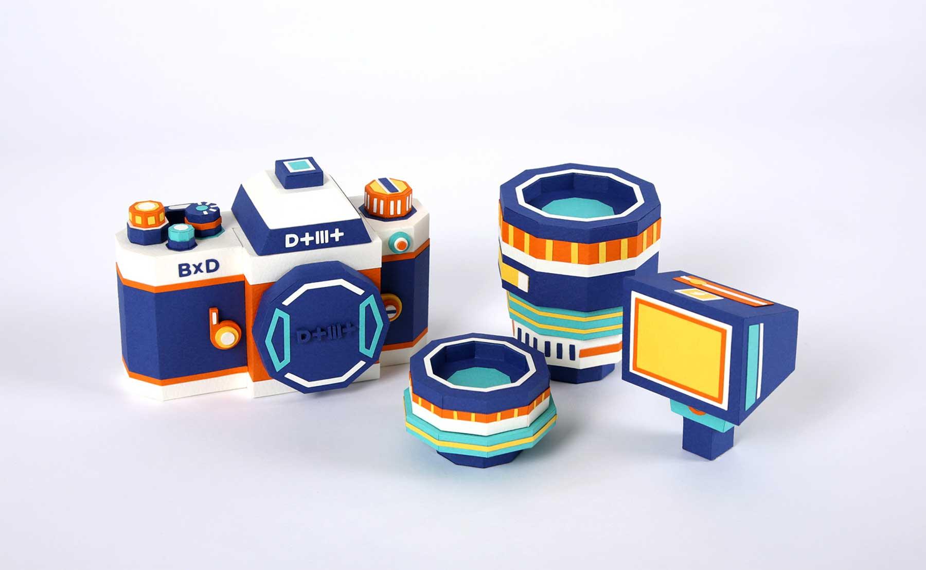 Fotokamera aus Papier dotmot-papierkamera-basteln_01