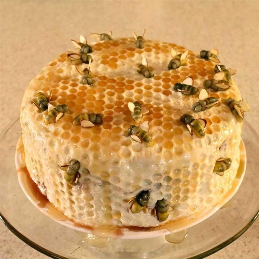 Gruselig realistisch aussehende Kuchen von Deviant Desserts katherine-day-deviant-desserts_06