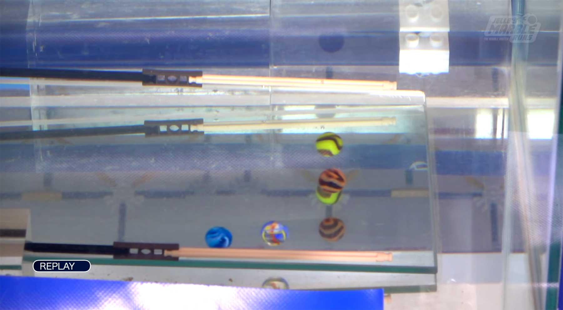 MarbleLympics 2019: Eröffnungs-Zeremonie & Unterwasser-Sprint
