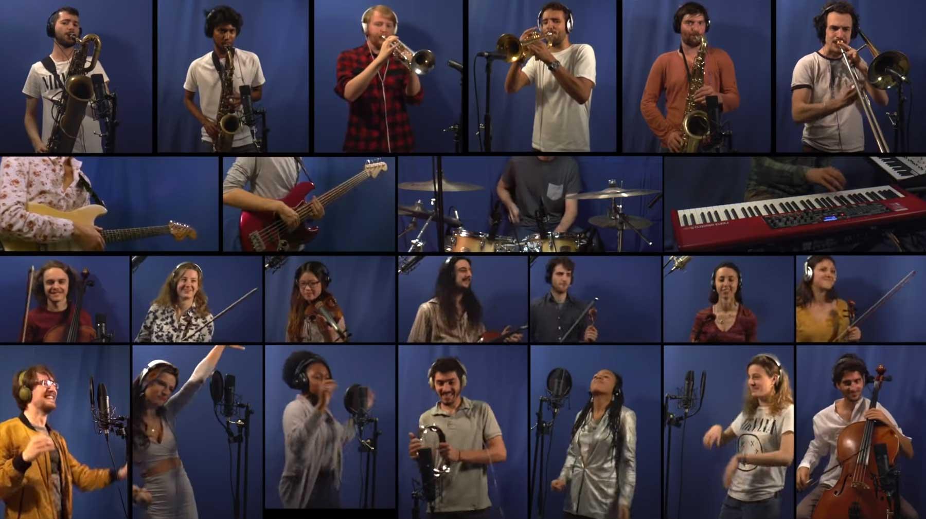 """Jazz-Funk-Cover von Nirvanas """"In Bloom"""" nirvana-in-bloom-jazz-funk-cover-Metaphump"""