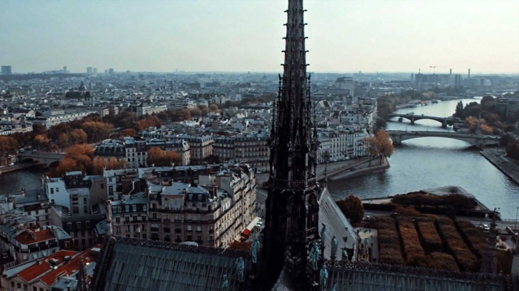 "Ein kleines Video-Tribute an ""Notre-Dame de Paris"""