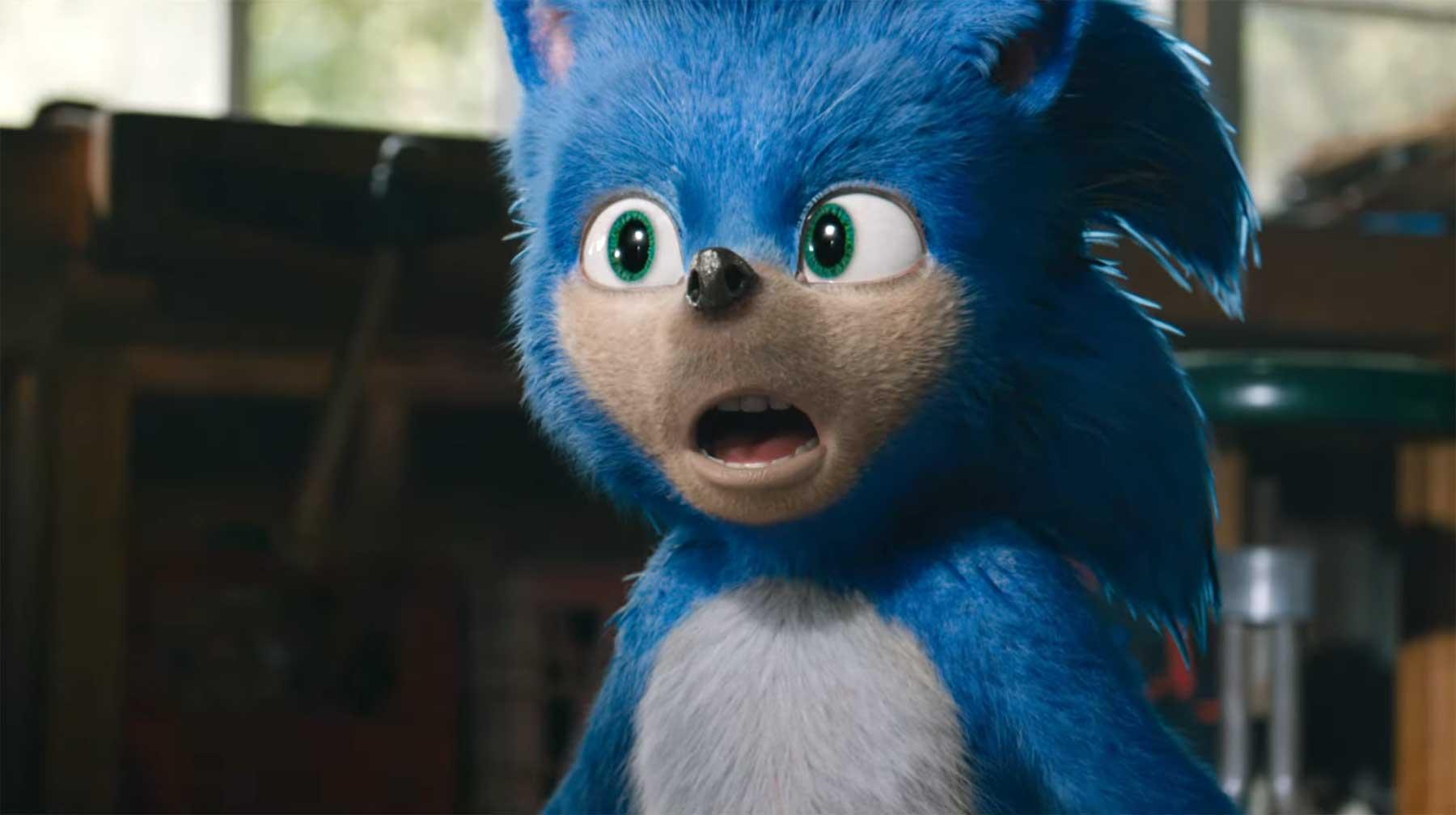 """""""Sonic The Hedgehog"""" bekommt einen Film und hier ist der Trailer"""