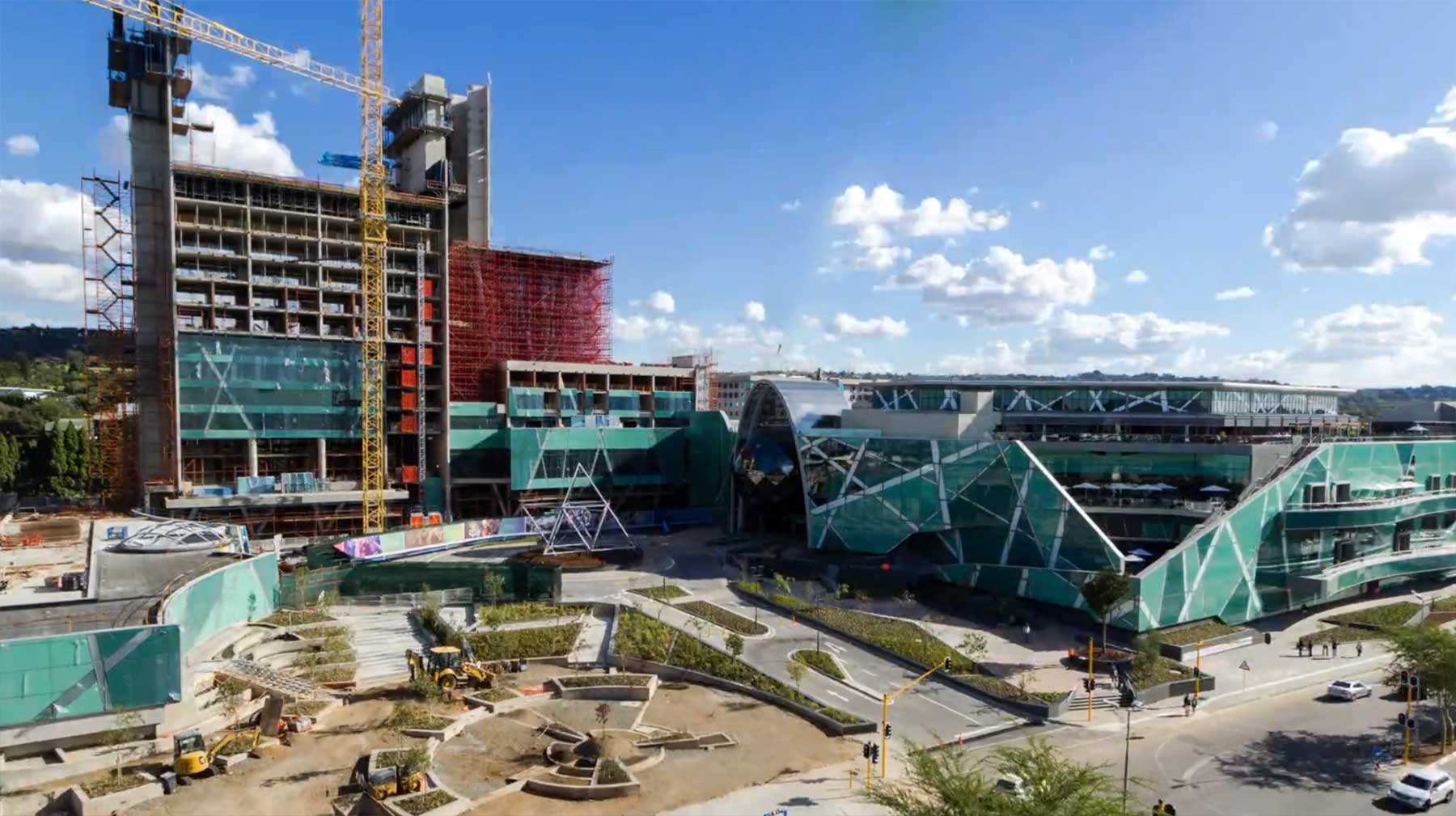 Timelapse: 4 Jahre Casino-Bau in 3 Minuten timelapse-baustelle-Time-Square-Casino