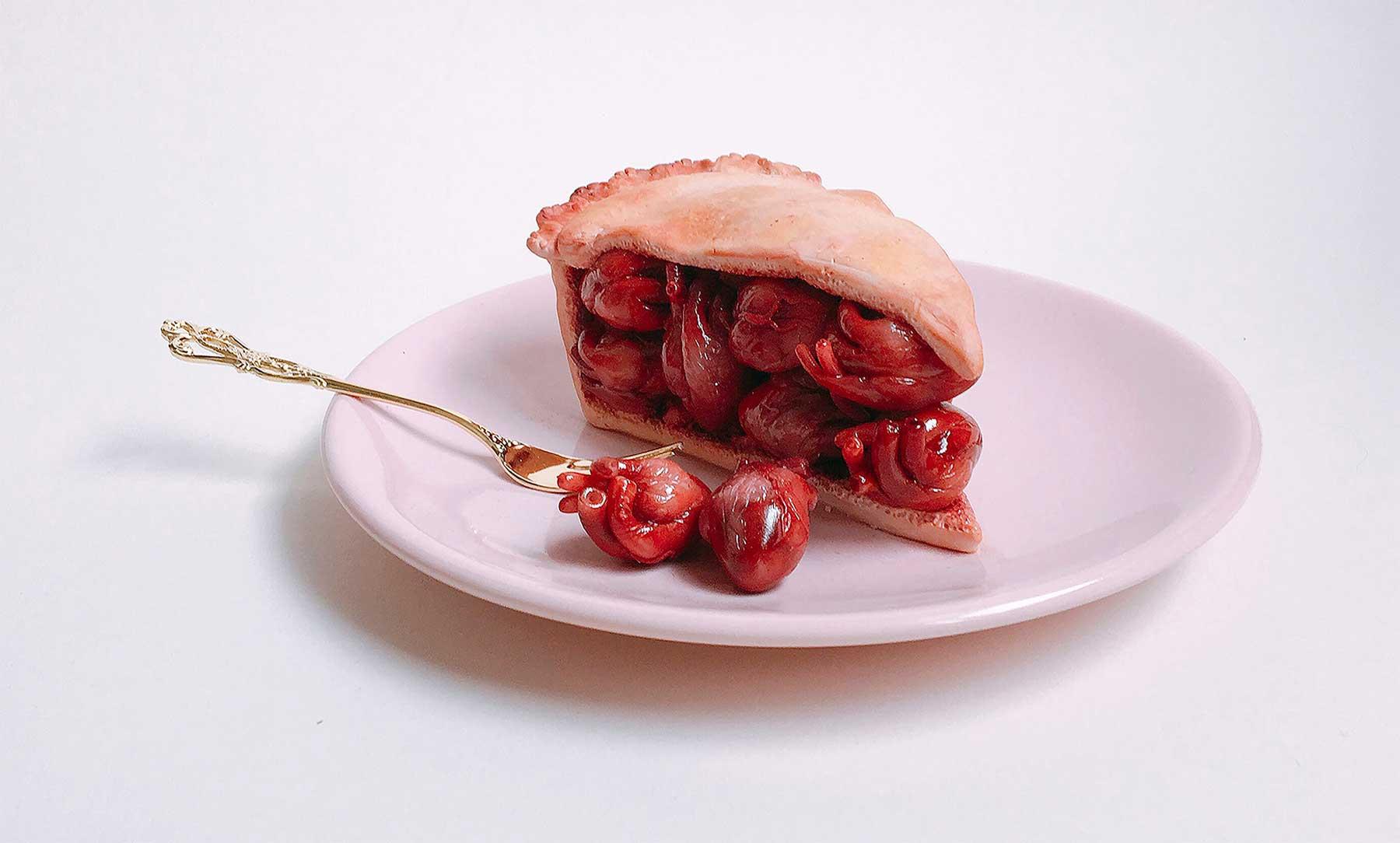 Anatomie-Desserts von QimmyShimmy