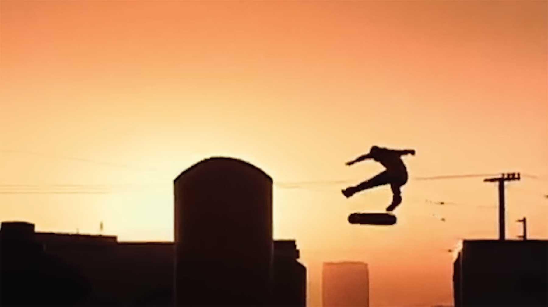 Dokumentation über Skateboard-Profi Daewon Song