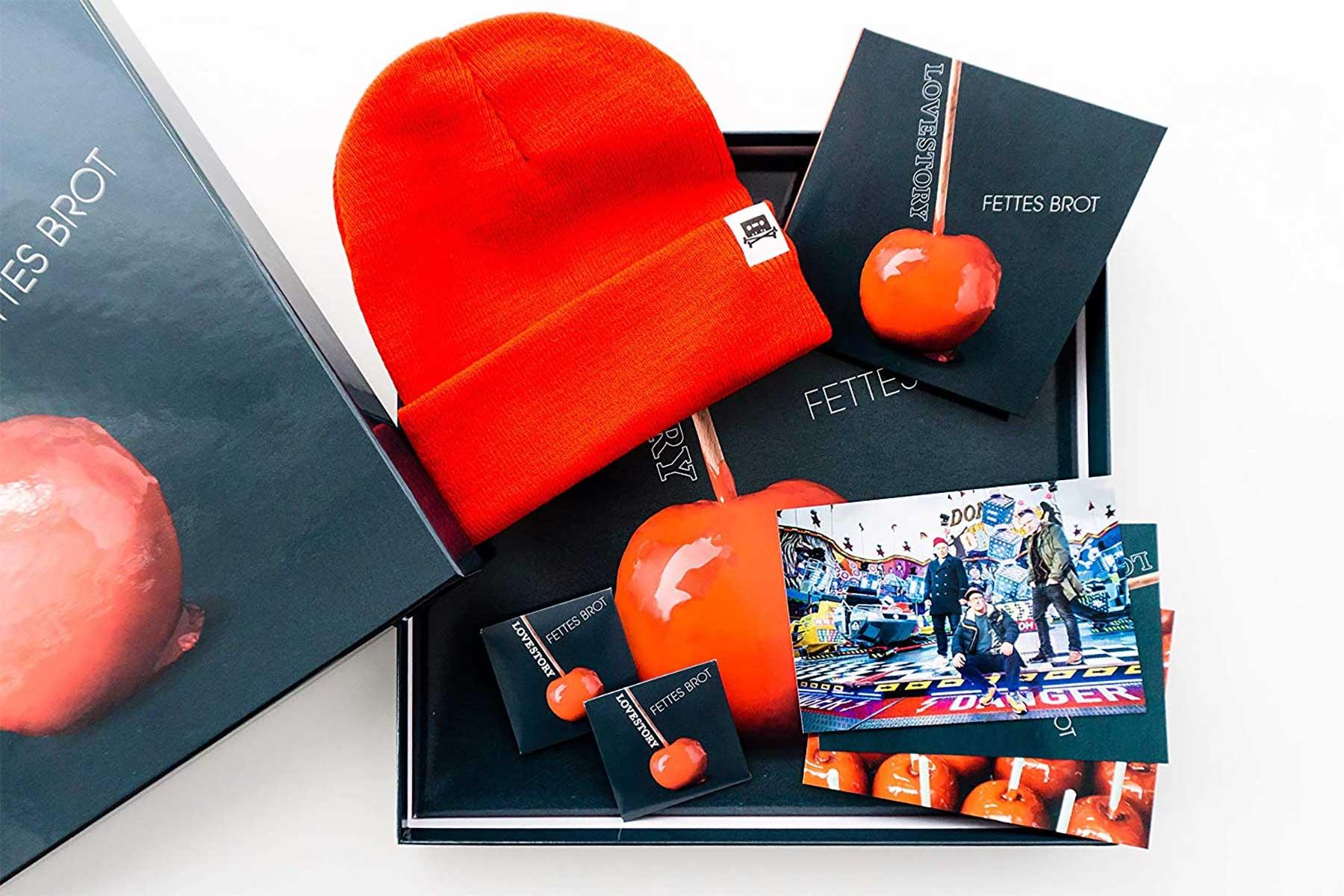"""Gewinnspiel: Fettes Brot """"Lovestory"""" (Limited Deluxe Box Set mit Doppel-Vinyl + CD)"""