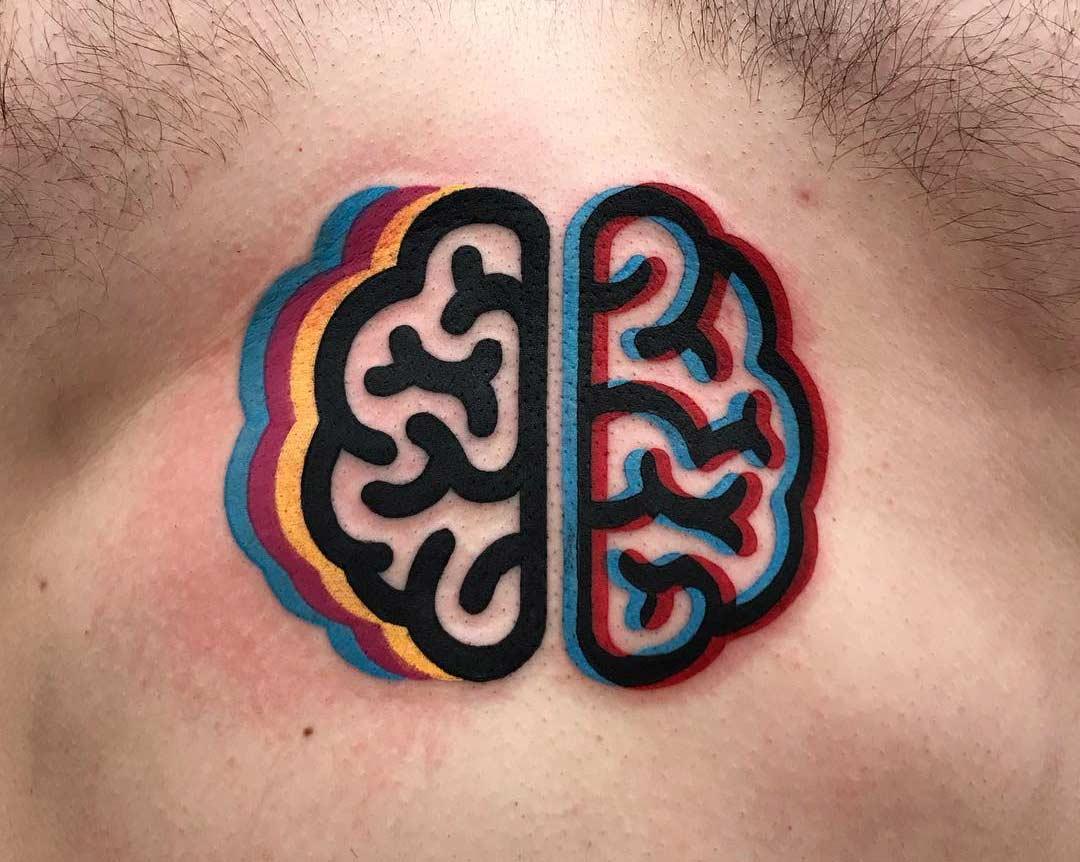 Neue Tattoo-Kunstwerke von Mattia Mambo