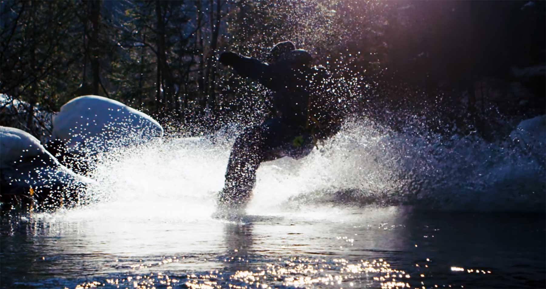 Skifahren auf der Vallée Blanche