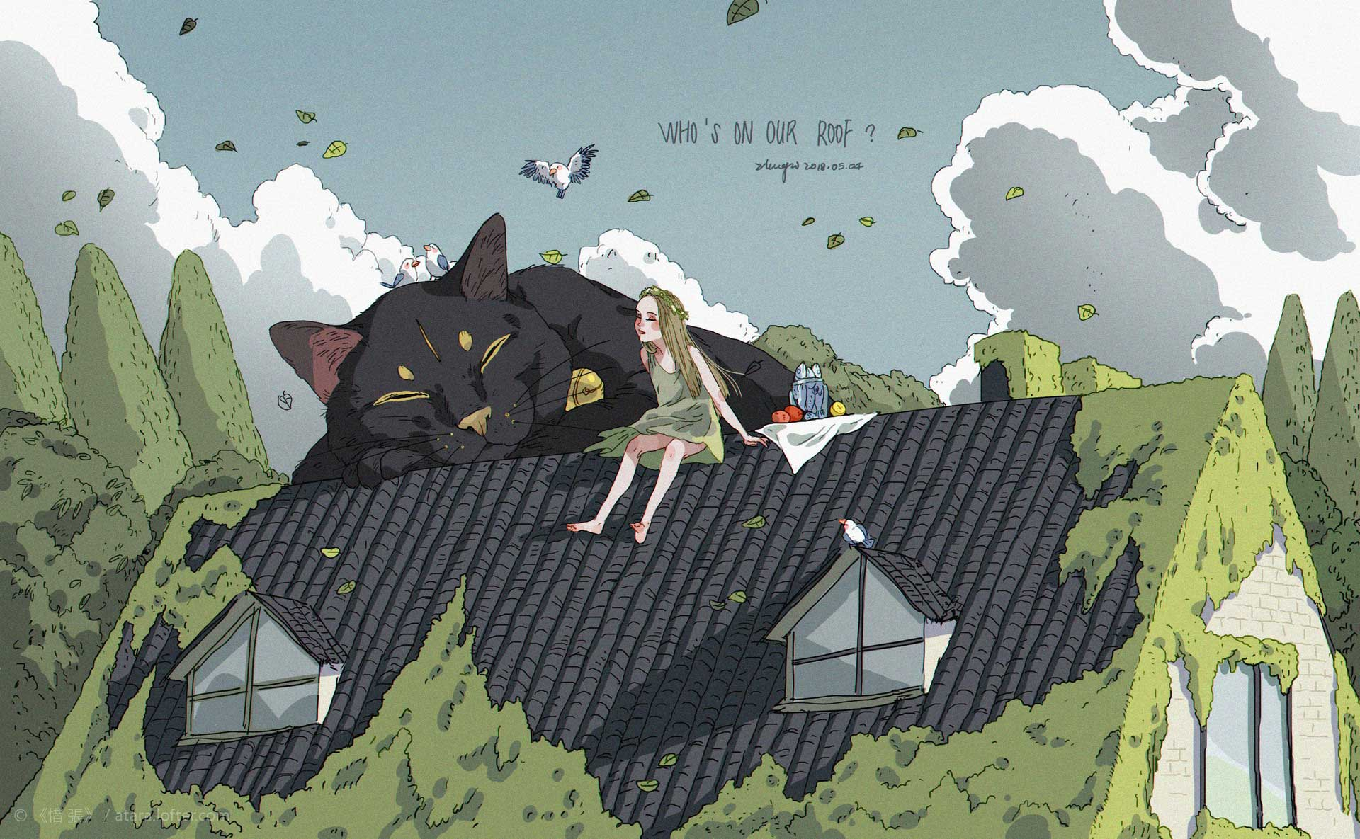 Illustration: Xi Zhang XI-Zhang-Illustration-concept-art_08
