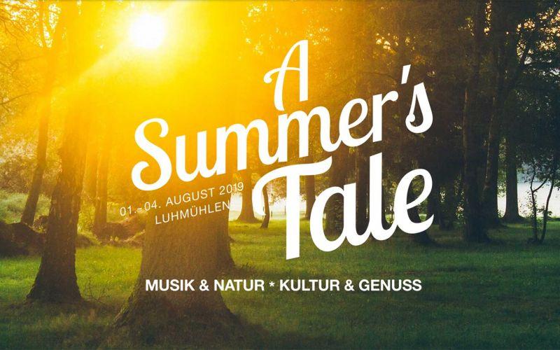 A Summer's Tale 2019: Musik-Line-up des etwas anderen Festivals