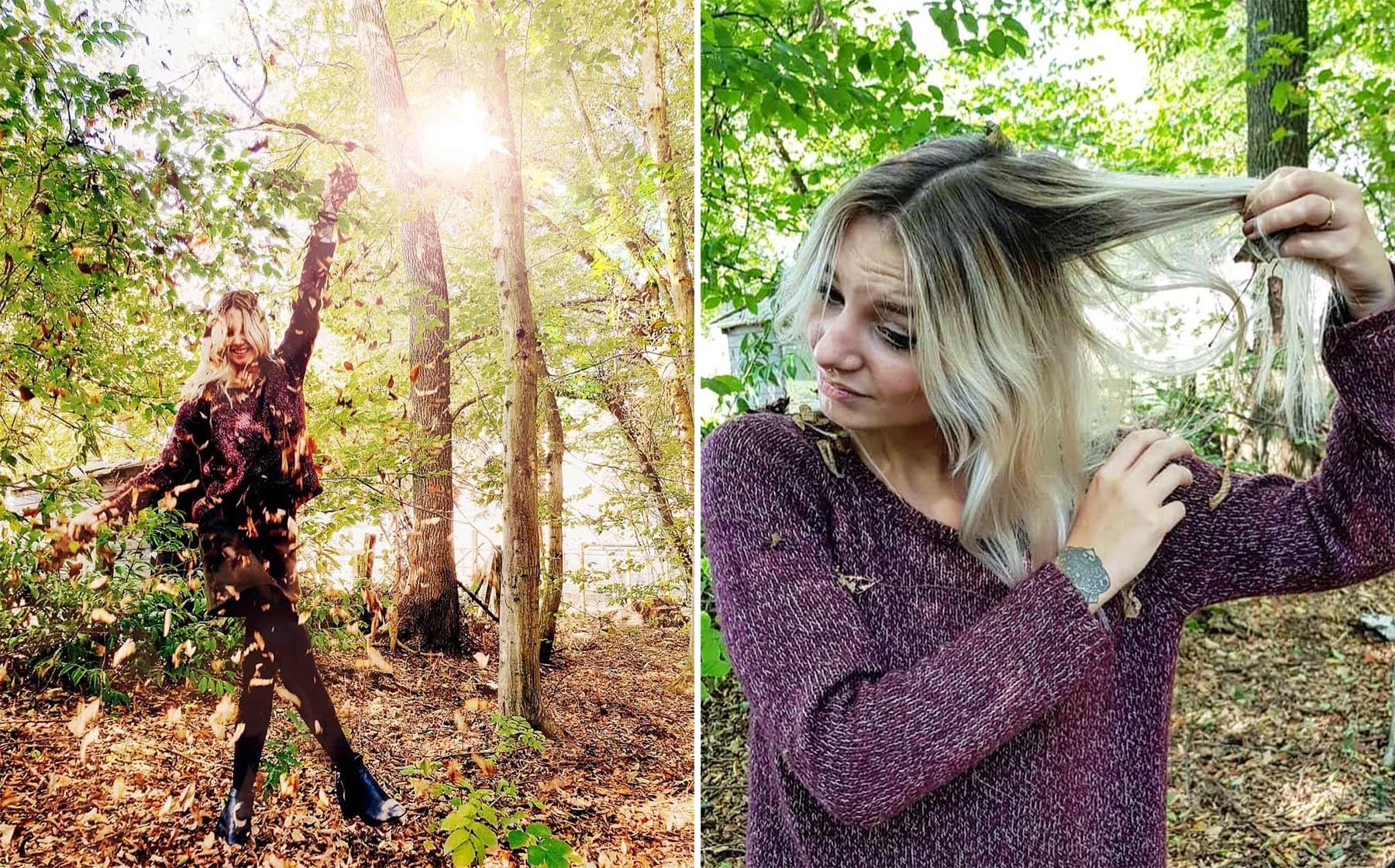 Instagram vs. echtes Leben instagram-vs-realitaet-Kim-Britt_03