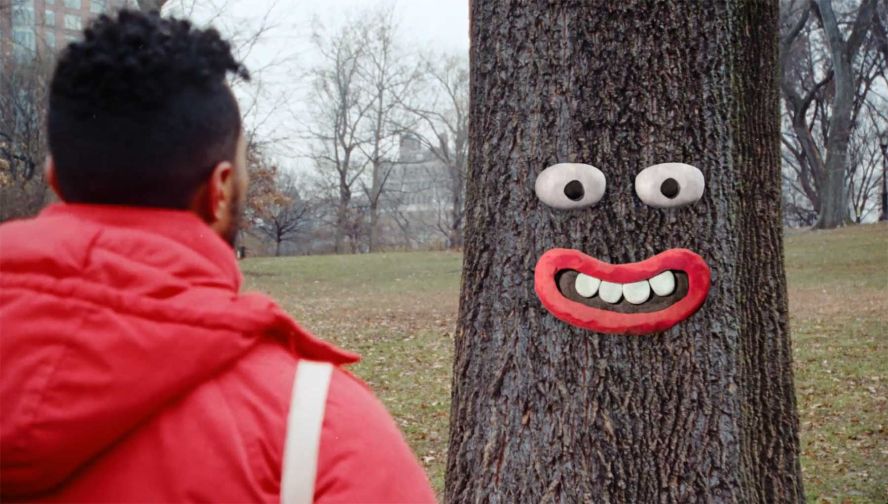 "Kurzfilm ""The Talking Tree"""