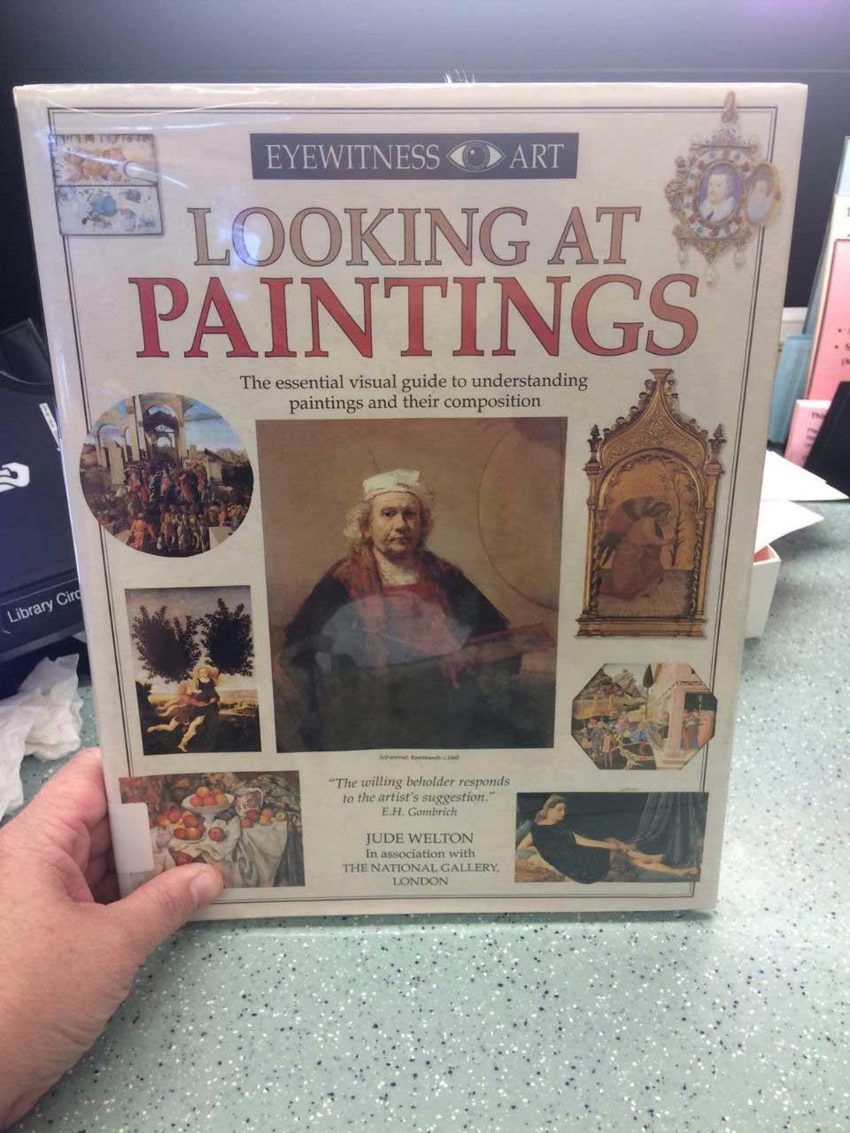 So absurd wurde ein Kunstbuch in einer christlichen Schule zensiert looking-at-paintings-christliche-zensur_01