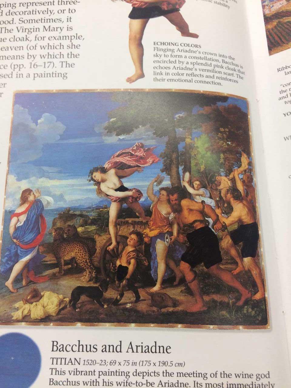 So absurd wurde ein Kunstbuch in einer christlichen Schule zensiert looking-at-paintings-christliche-zensur_04