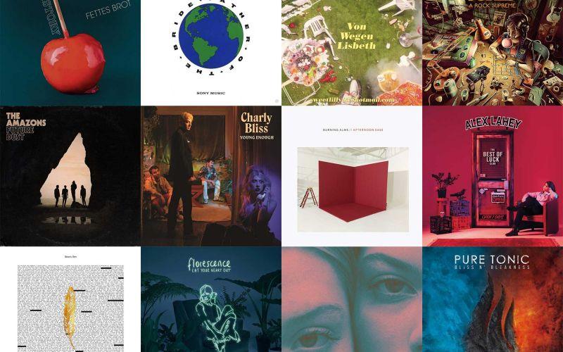 Kurzreviews: Neue Musikalben im Mai 2019