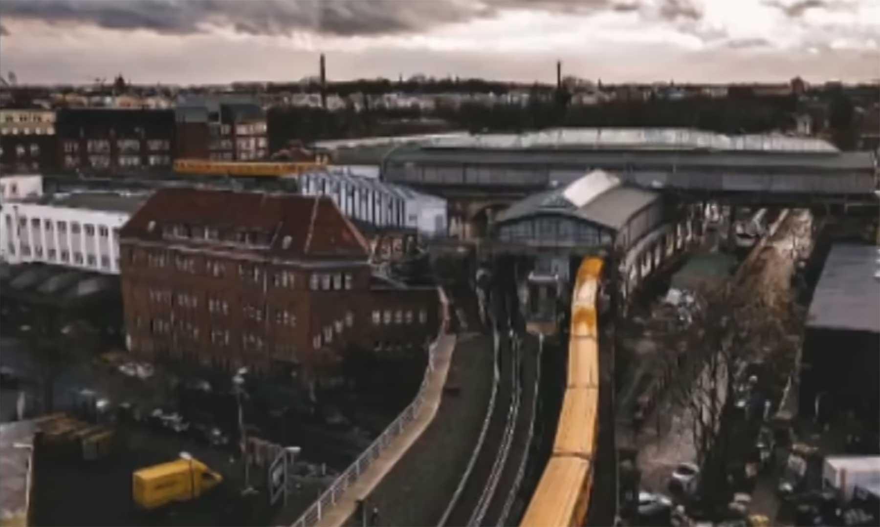 Der Sound von Berlin Friedrichshain
