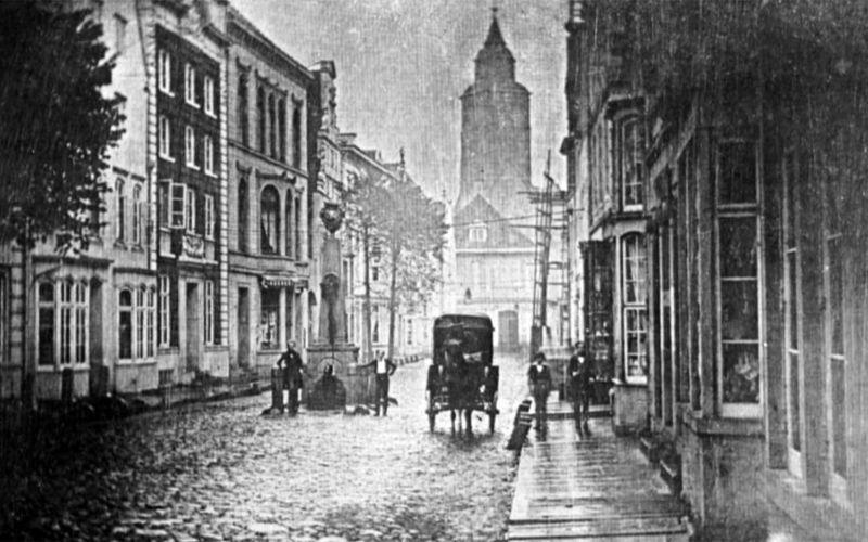 1838-2019: Ein Street Photography-Bild pro Jahr