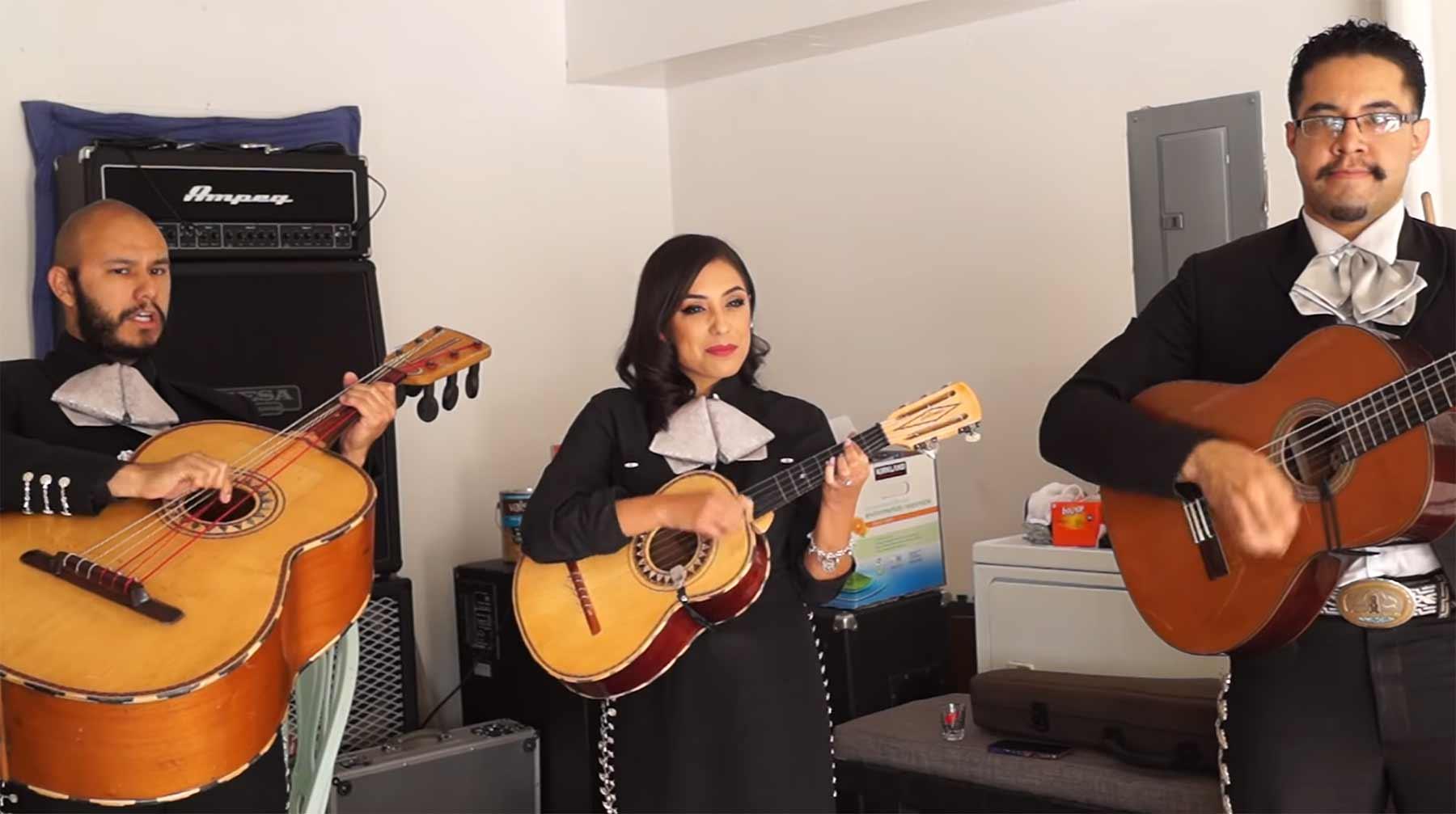 """""""Take On Me"""" von einer Mariachi-Band gecovert take-on-me-mariachi-cover"""