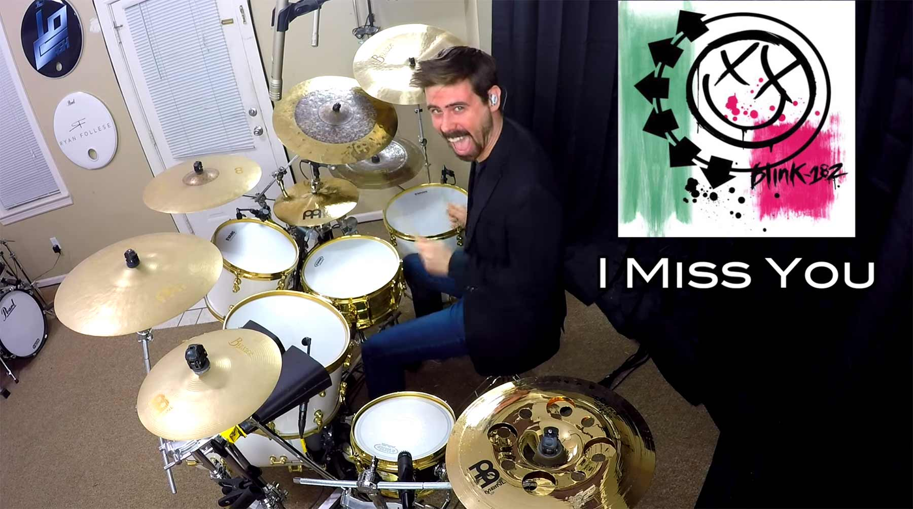 Weshalb Travis Barker so ein guter Schlagzeuger ist travis-barker-drums-analyse