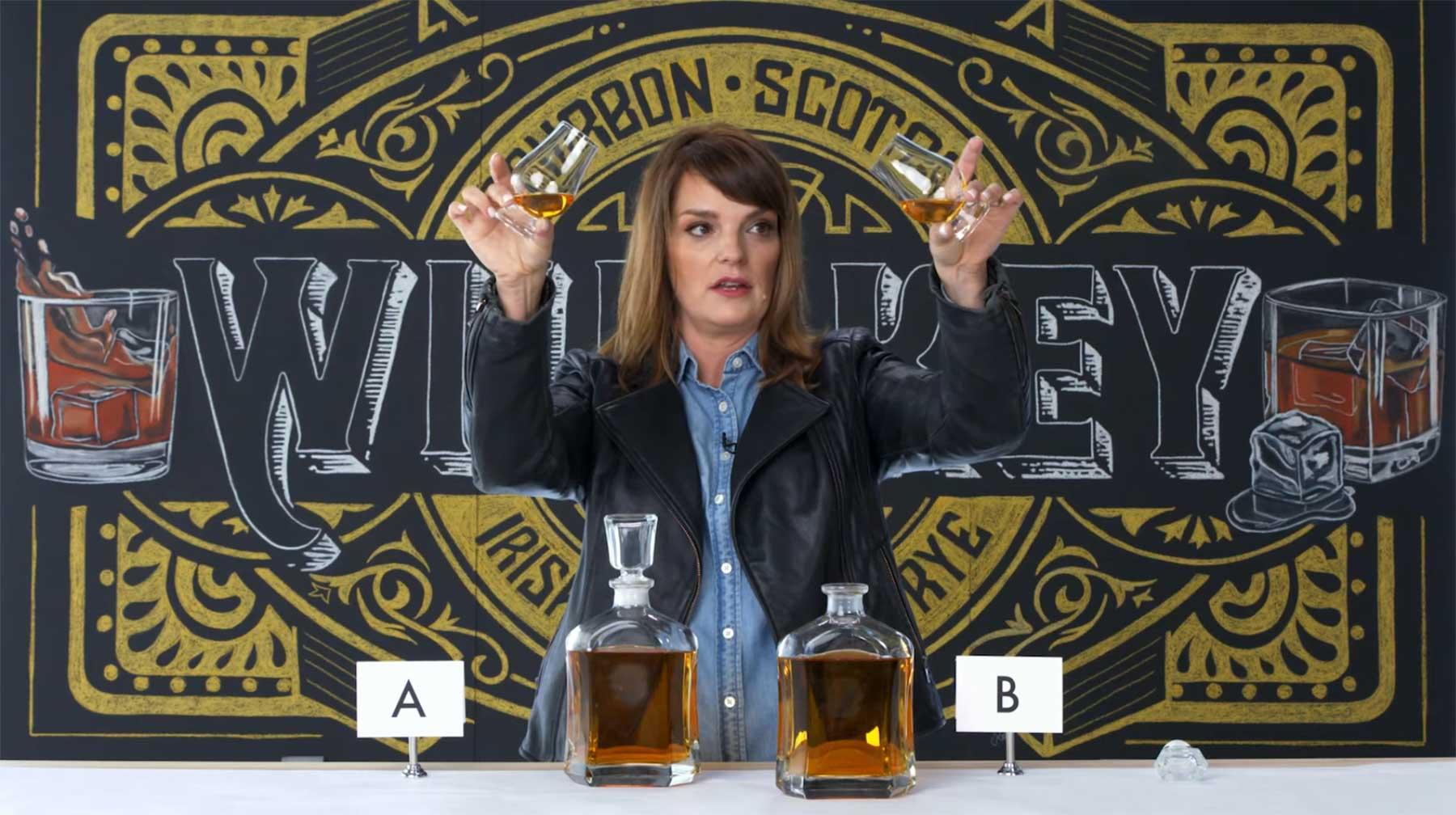 Expertin erklärt, woran man guten Whiskey erkennt