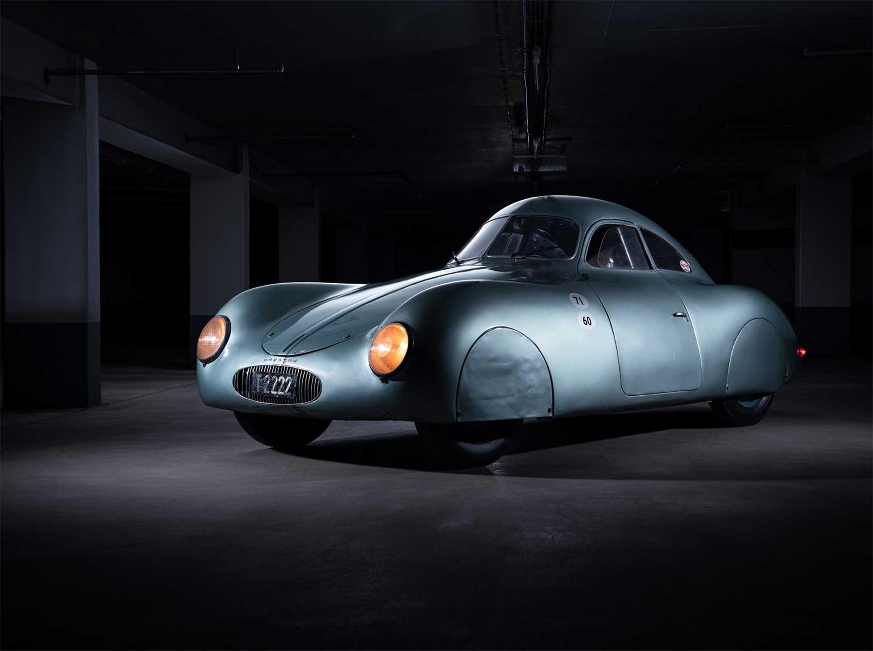 Der älteste und teuerste Porsche der Welt