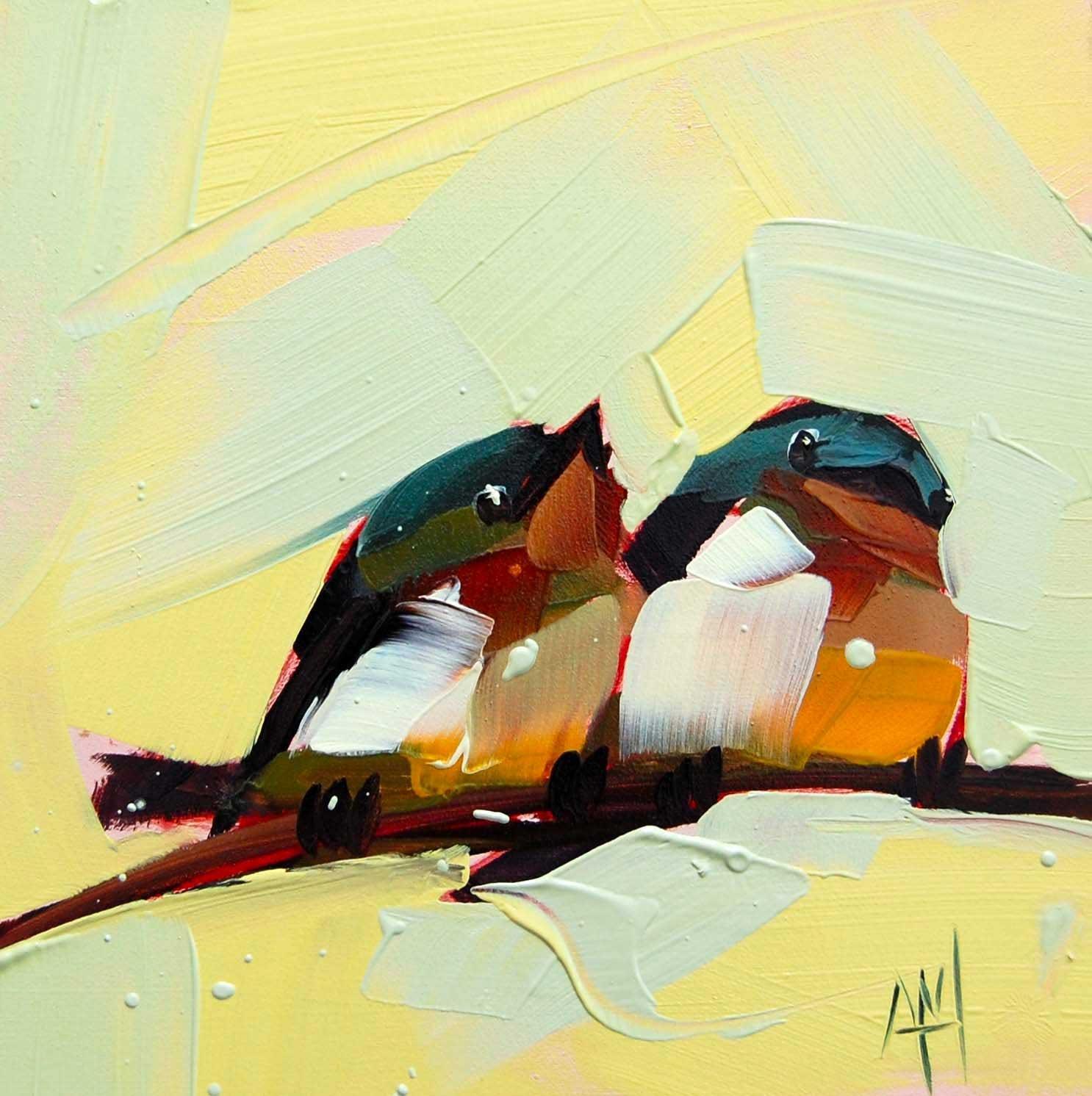 Grobgestrichene Vögel Angela-Moulton_01