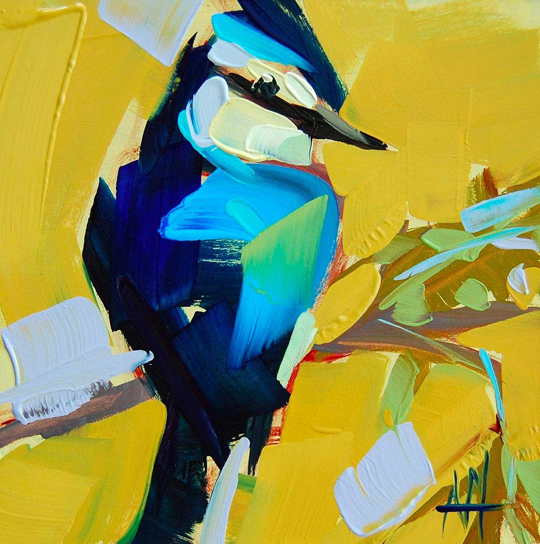 Grobgestrichene Vögel Angela-Moulton_02