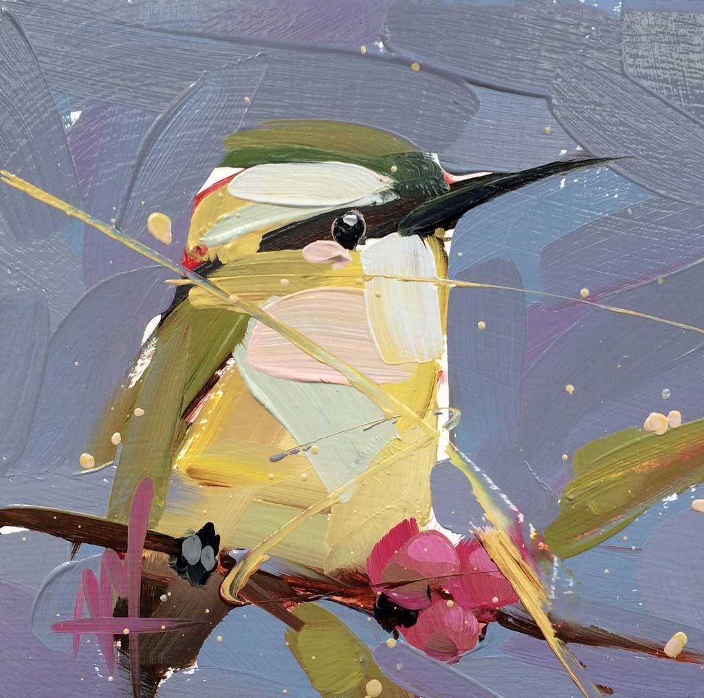 Grobgestrichene Vögel Angela-Moulton_04