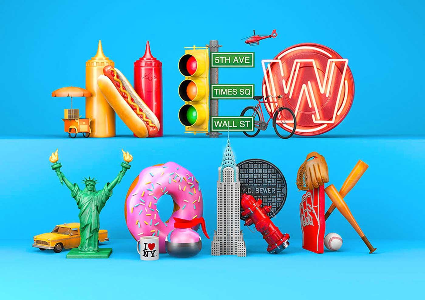 3D-Typografie von DUSK DUSK-3D-Typografie_02