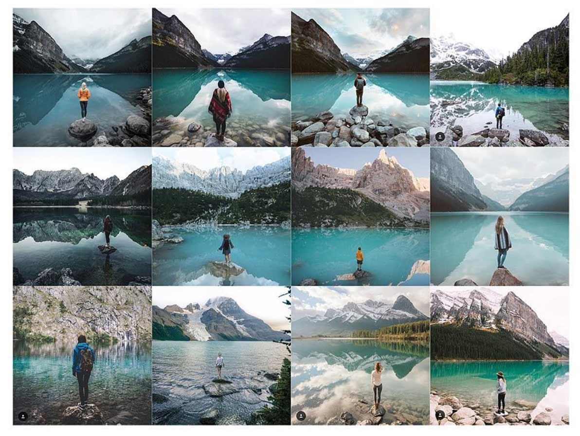 Auf Instagram gibt es nur noch die gleichen Bilder zu sehen Insta-Repeat_05