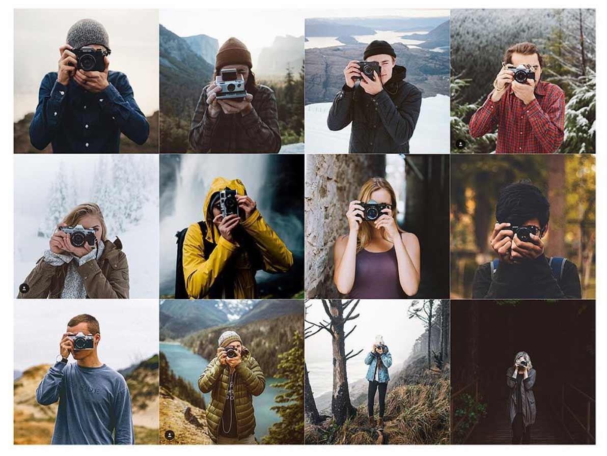 Auf Instagram gibt es nur noch die gleichen Bilder zu sehen Insta-Repeat_12