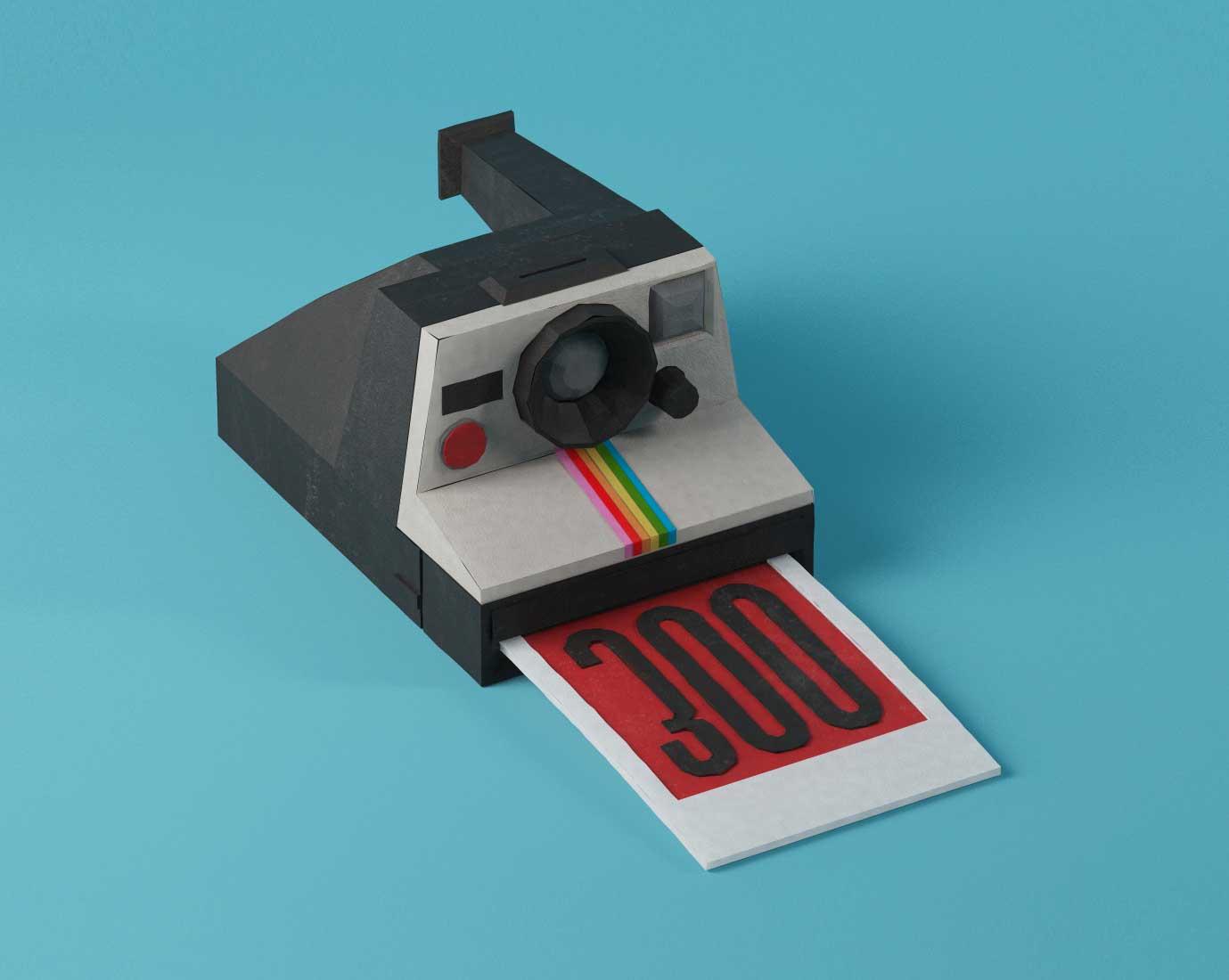 CGI-Papiergegenstände von YIPPIEHEY Jacob-Eisinger-YIPPIEHEY-papier-cgi_03