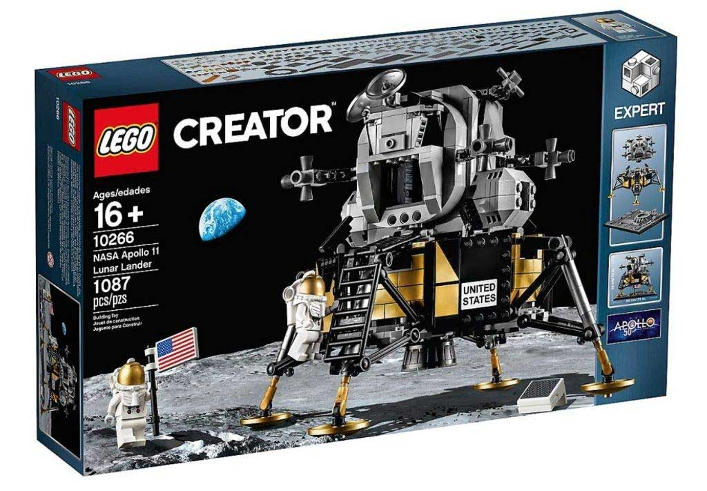 "LEGO feiert 50 Jahre Mondlandung mit dem Set ""NASA Apollo 11 Mondlandefähre"" LEGO-Mondlandung-set_05"
