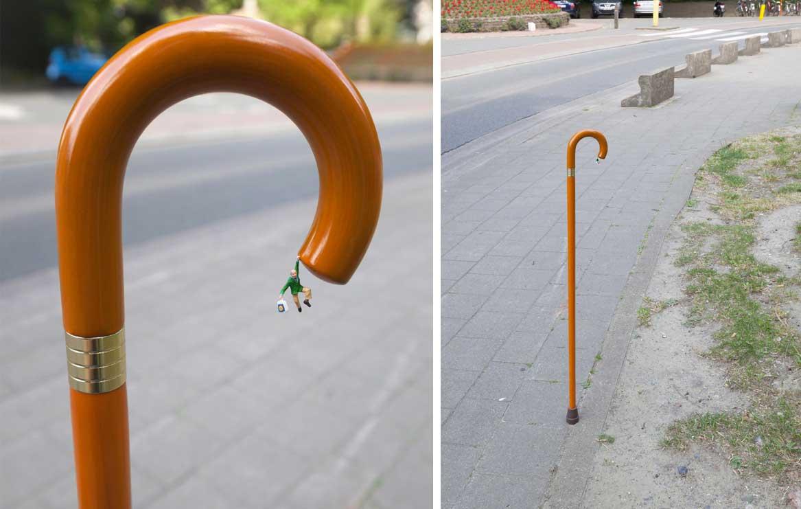Neue Miniatur-Szenerien von Slinkachu Slinkachu-miniaturszenerien-2019_04