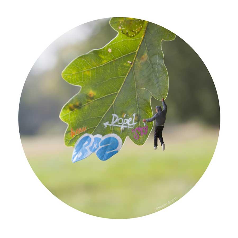 Neue Miniatur-Szenerien von Slinkachu Slinkachu-miniaturszenerien-2019_10