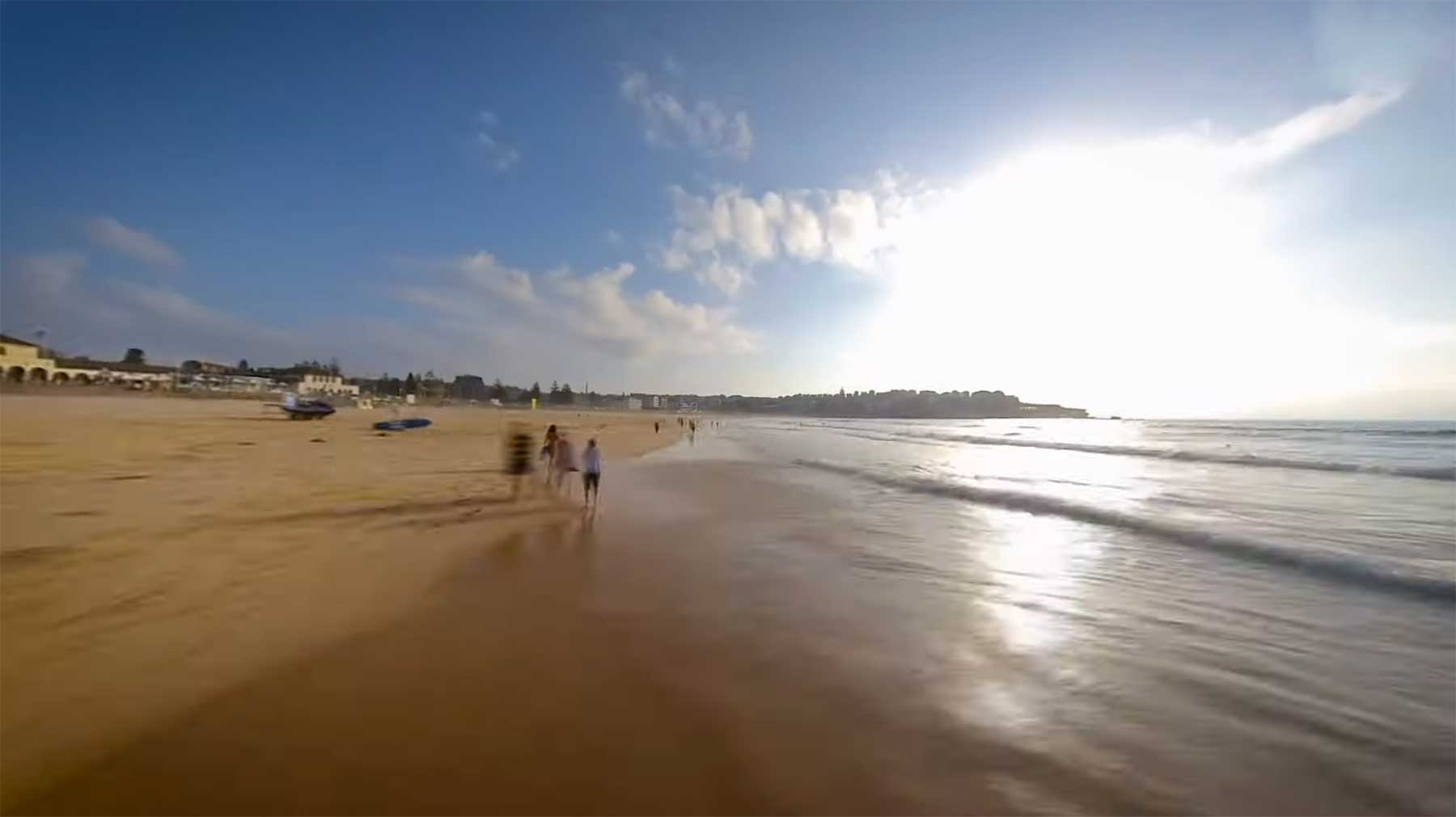 80 Kilometer Strandspaziergang in 5 Minuten bondi-to-manly-walk-hyperlapse