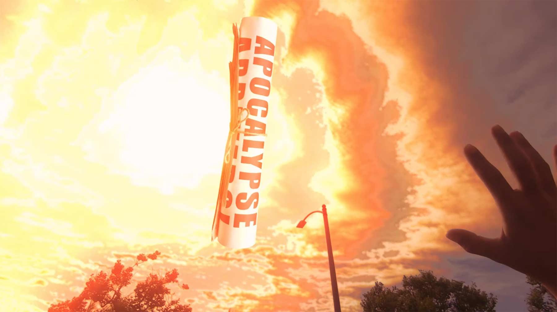 Buttered Side Down gegen die Apokalypse buttered-side-down-apokalypse